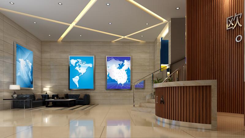 公司展厅6